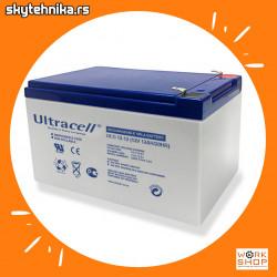 ULTRACELL -  UCG12-12 12V 12Ah