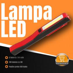 LED lampa džepna