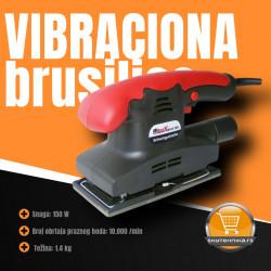 Vibraciona brusilica WOMAX W-SS 150