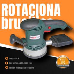 ROTACIONA BRUSILICA GP-ES 450