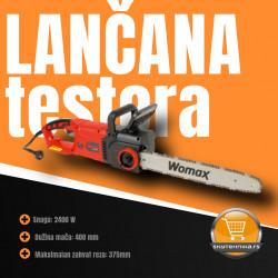 Womax električna testera W - KS 2400
