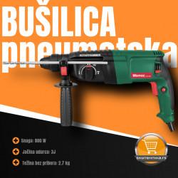 BUŠILICA EL.PNEUMATSKA W-BH 800