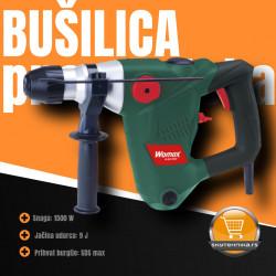 BUŠILICA EL.PNEUMATSKA W-BH 1500