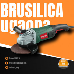 UGAONA BRUSILICA W - WS 2000