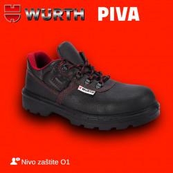 WÜRTH zaštitna cipela PIVA plitka