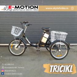 E - Tricikl