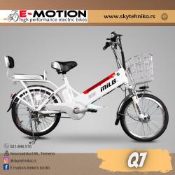 Elektro bicikl Q7