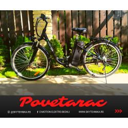 Elektro bicikl E-motion POVETARAC