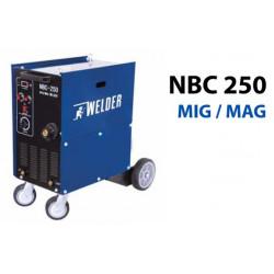 WELDER NBC 250 MIG/MAG